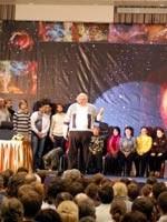 Семинар-выступление академика Николая Левашова в марте 2010 года в Москве