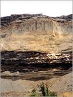 Расплавленные породы. Иллюстрация с сайта «Заговор Ориона» - 1