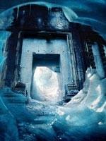 Сооружения в Антарктиде. Иллюстрация с сайта «Заговор Ориона» - 2