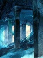 Сооружения в Антарктиде. Иллюстрация с сайта «Заговор Ориона» - 3