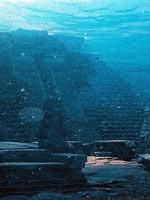 Следы цивилизации под водой. Иллюстрация с сайта «Заговор Ориона» - 2