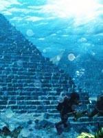 Следы цивилизации под водой. Иллюстрация с сайта «Заговор Ориона» - 3