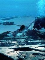 Следы цивилизации под водой. Иллюстрация с сайта «Заговор Ориона» - 4