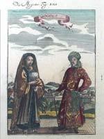 «Татары» в изображении Мале (Allain Manesson Mallet) - 2