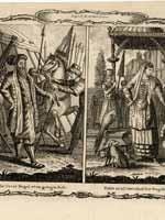 Великий Могол и принцесса Монгольской империи