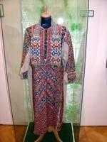 Женская праздничная рубаха Ханты