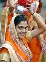 «Ведические символы» в Индии