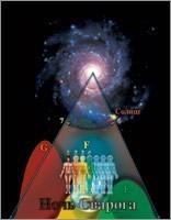 «Ночь Сварога» – это природное явление, обусловленное движением планеты вместе с Солнечной системой вокруг ядра Галактики (иллюстрация из книги Николая Левашова «Россия в кривых зеркалах»)