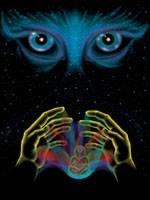 Картина академика Николая Левашова «Рождение жизни»