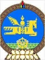 Свастика на гербе Монголии