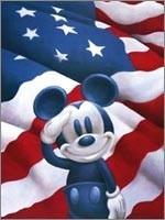 Американцы, и правда, полные балбесы, если их патриотизм базируется на таких простых и очень дешёвых символах…