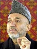 Хамид Карзай – марионетка и старательный помощник наших злейших врагов…