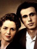 Родители Николая Левашова – Валентина и Виктор Левашовы, 1964 год
