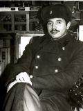 Николай Левашов на боевом дежурстве, зима 1986 года