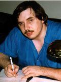 Николай Левашов пишет первую книгу, Сан-Франциско, 1992 год
