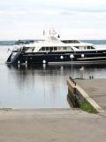 Эксклюзивная яхта «Паллада» – скромная обитель патриарха Кирилла...