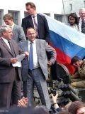 Предатели, пытавшиеся спровоцировать гражданскую войну в России в 1991 году