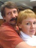 Виктор Бут с женой Аллой