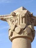 Навершие колонны, изготовленное серийно