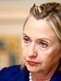 Это министр иностранных дел США Хиллари Клинтон