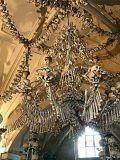 Церковь из костей, Кутна Гора, Чехия1