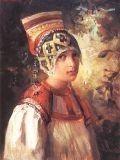 Константин Маковский (1839-1915) Крестьянка