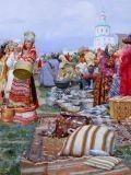 Ольга Долгих Свенская ярмарка