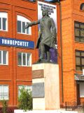 Памятник Василию Яковлевичу Левашову в Кизляре