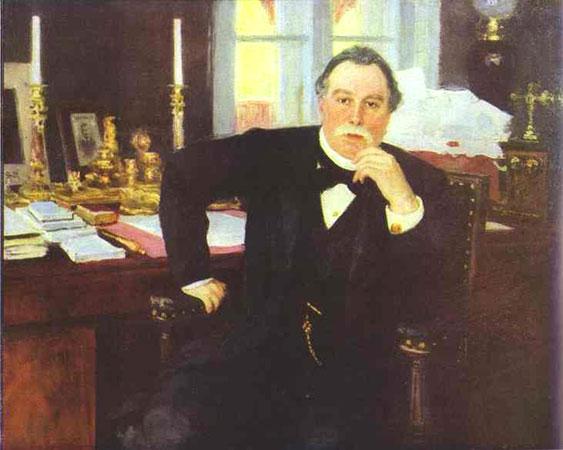 Вячеслав Константинович Плеве (1846-1904), министр внутренних дел Российской Империи