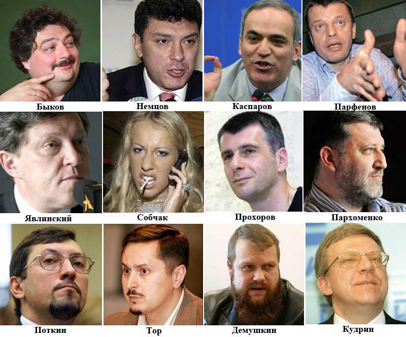 Чего хотят московские путиноборцы?