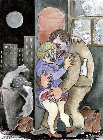 Фото 3. Иллюстрация из книги А.В. Сергеевой «Какие мы, русские?..»
