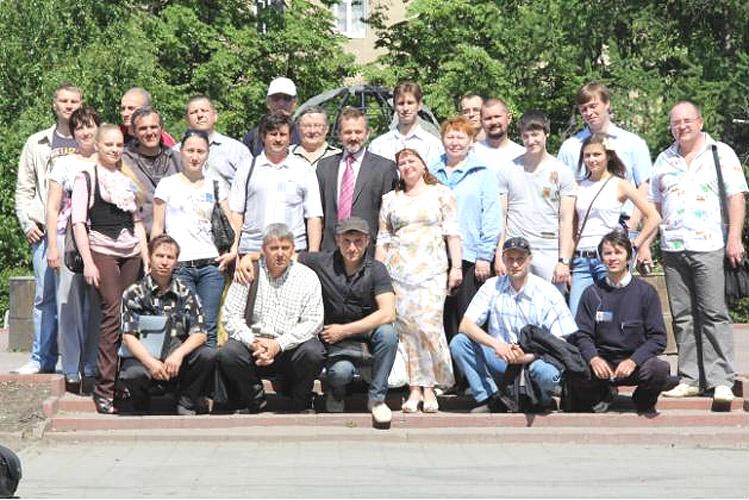 Пикет против Ювенальной Юстиции в Челябинске 19 мая 2012 года