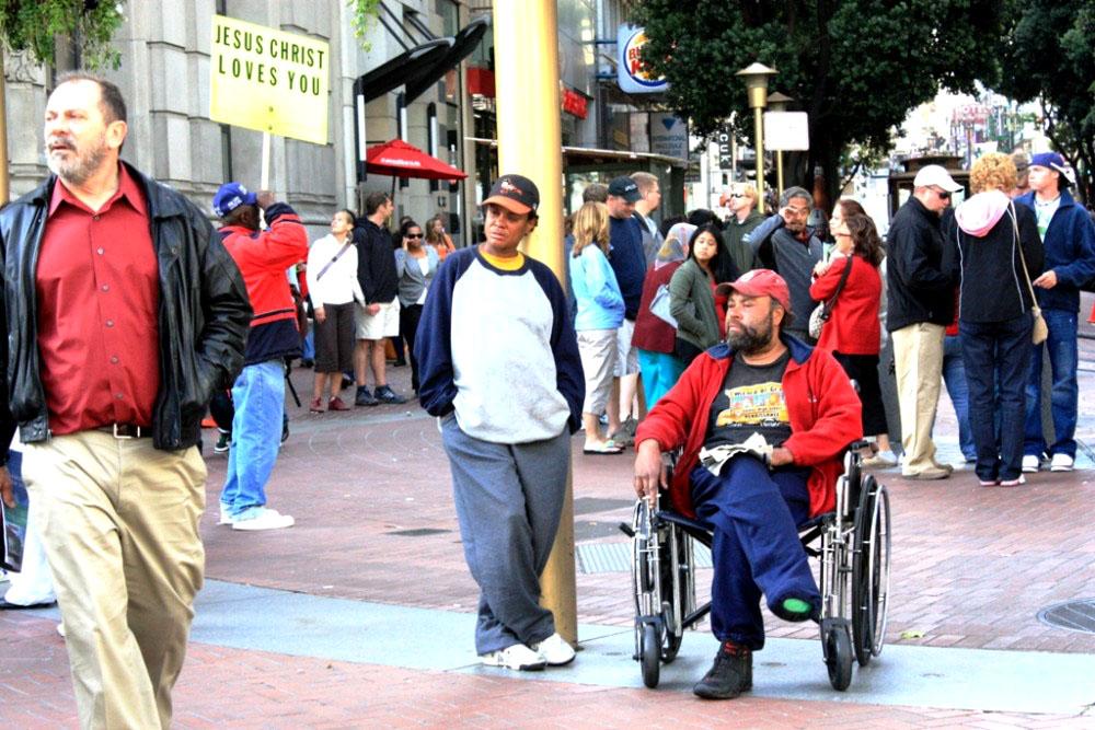 Сан-Франциско тоже превращают в помойку