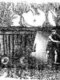 Белые дети-рабы, работающие в шахте в Англии, 19-й век