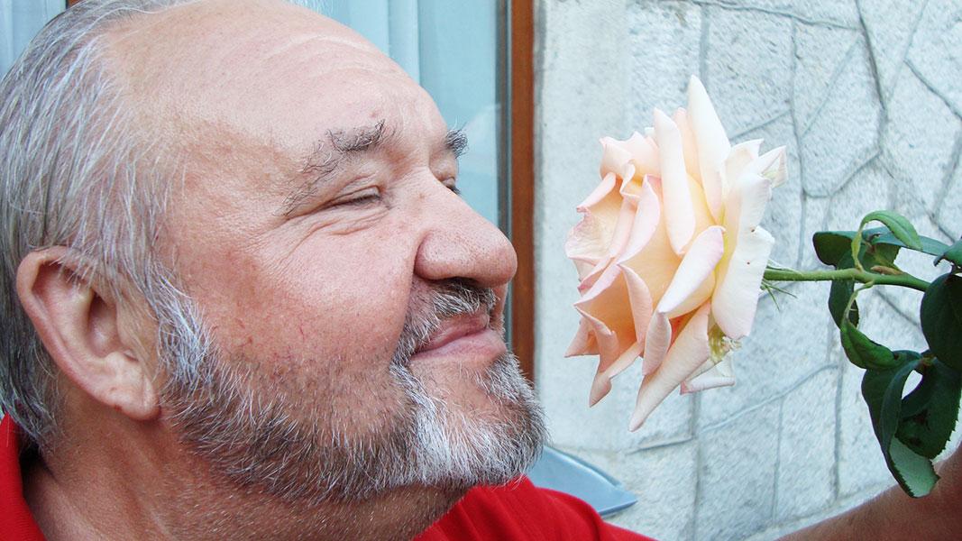 А.И. Воробьёв-Родосский. Он очень любил жизнь и боролся за неё...