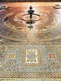 Русская Мозаика на «римской» вилле в Вудчестере, графство Глостершир, юго-запад Англии (подробнее см. на Пещере)