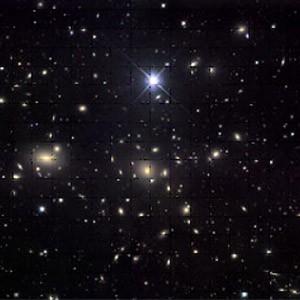Далёкие галактики куда-то спешат