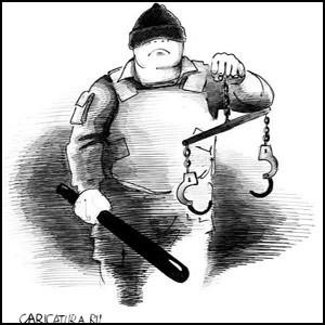 Неправый суд – разбоя злее…