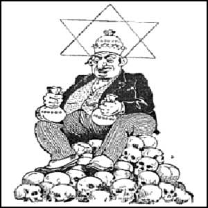 Битва кагала за финансы антихриста