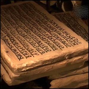Тайны «Велесовой книги»