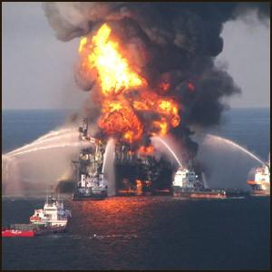 Катастрофа или диверсия в Заливе?