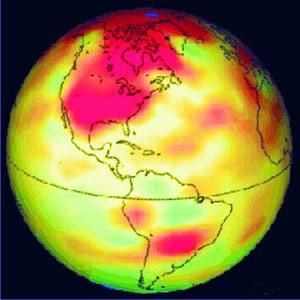 Откуда взялось глобальное потепление?