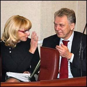 Семейный подряд Голиковой и Христенко