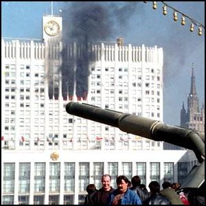 Восстание 1993 глазами очевидца. Часть 1