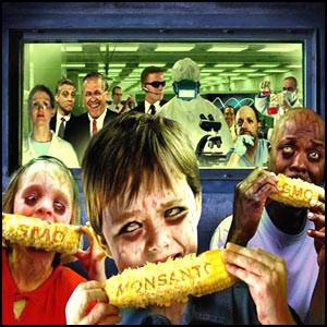 ГМО – это стерилизация населения