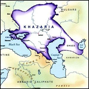 Проект Хазария