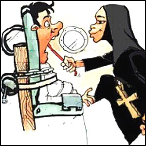 Атеист и верующий