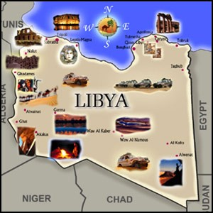 Капитализм против Ливии