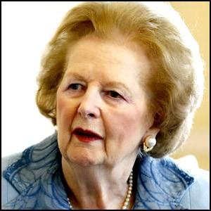 Маргарет Тэтчер о развале СССР