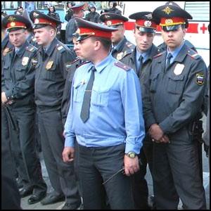 Если к Вам подошёл полицейский…